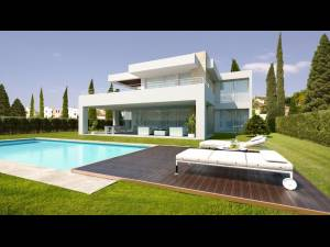 9 Villas, Estepona, Costa del Sol, Spain