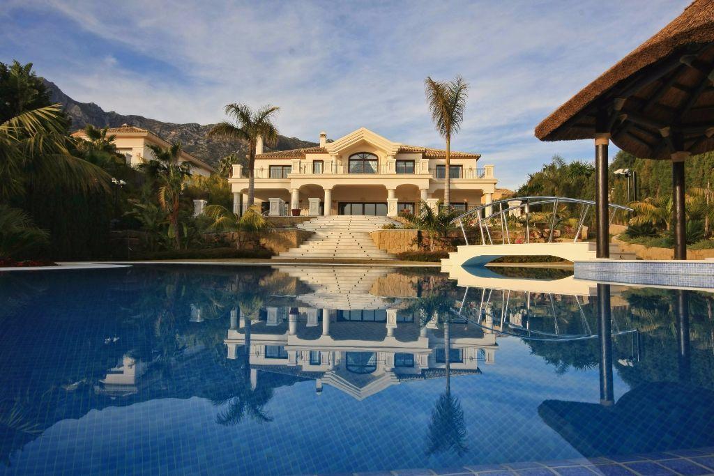 Villa Sierra Blanca 10-21, Marbella, Spain