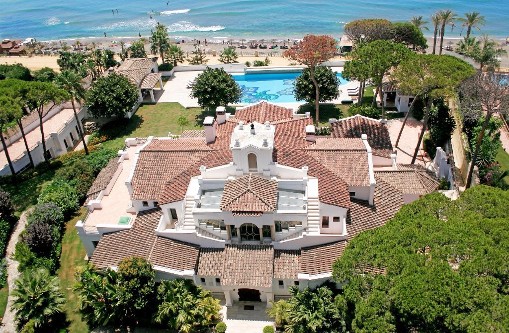 Villa La Ermita, Golden Mile, Marbella, Spain