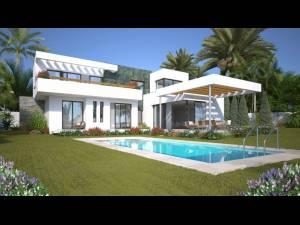 12 Villas, Cancelada, Costa del Sol, Spain