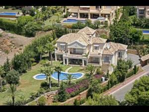 Villa Tara, Sierra Blanca, Marbella, Spain
