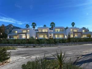12 Townhouses, Golden Mile, Marbella, Spain