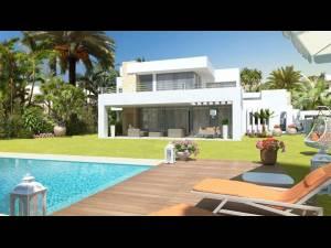 3 Villas, Costa del Sol, Spain
