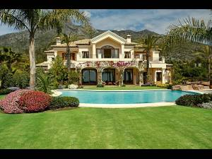 Villa 31, Marbella Hill club, Marbella, Spain