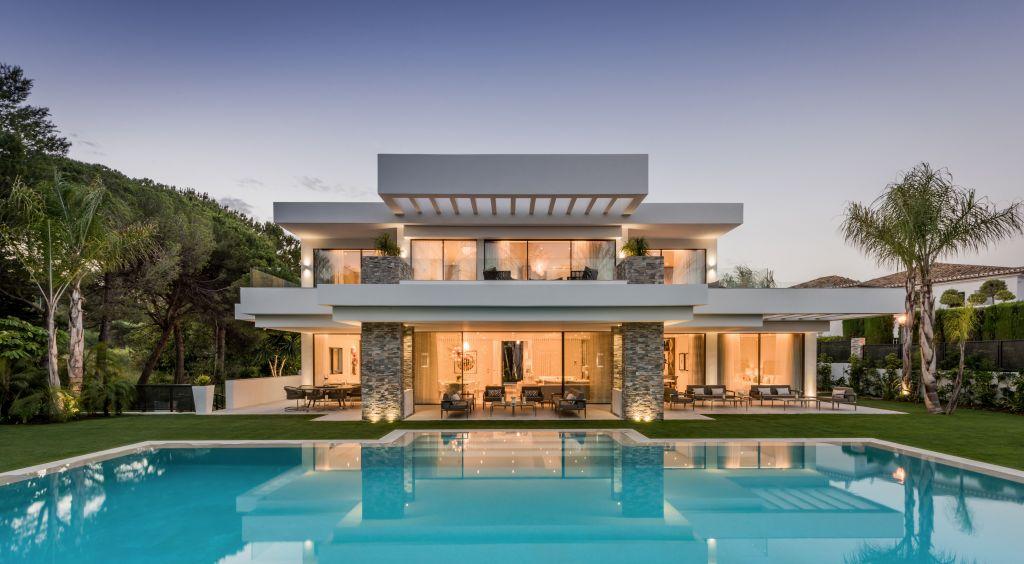 Villa Primavera, Golden Mille, Marbella